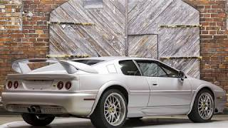 2002 Lotus Esprit V8 Twin Turbo 25th Anniversary - GA10418 - Exotic Cars of Houston