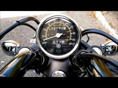 Yamaha V Star 250 Review and Ride
