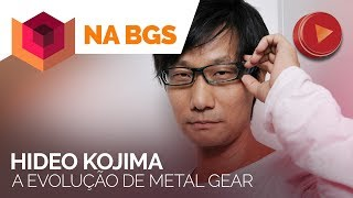Especial Hideo Kojima: a evolução de Metal Gear - by Intel [BGS 2017]