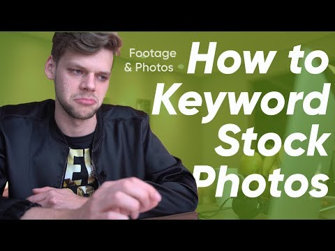 How to Write Keywords for Shutterstock (and other agencies)
