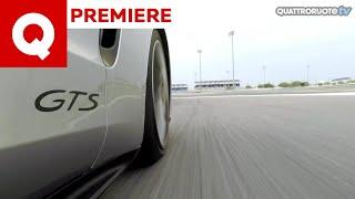 In pista con la Porsche Panamera GTS: equilibrio perfetto!