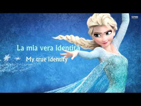 Frozen Let it go Italian Version Sub&Tra