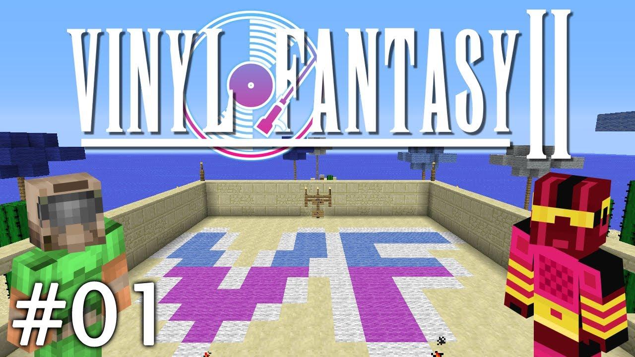 Vinyl Fantasy II