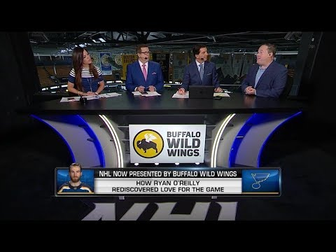 NHL Now:  Rosen On Ryan O'Reilly Rediscovered Love In St Louis  Jun 5,  2019