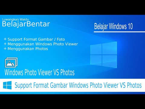 WORK 1000% Cara Mengatasi Windows 10 Photo The App didn't Start.