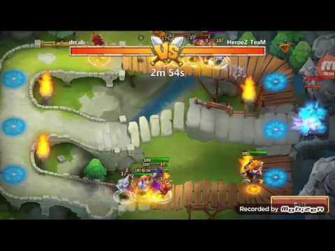 Castle Clash- Arena Porn IV