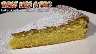 Gluten Free Orange Almond Cake Recipe