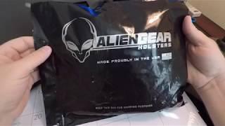 AlienGear - Spare Mag Holster - Glock 43 - LONG video