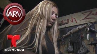 Bruja dice que Sabrina Sabrok hizo hechizo a Ninel Conde | Al Rojo Vivo | Telemundo