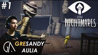 Tamat Udah Ini Anak | Little Nightmares Indonesia | Game Horror Indonesia #1