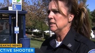 Police Respond To Active Shooter in California