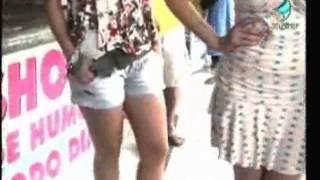 Gente na TV - Jangadeiro - Band - Fortaleza, Ceará