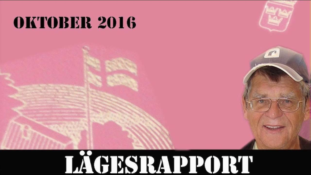 Bgfpod 10 - Blågula frågors podradio oktober 2016