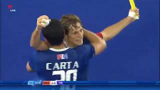 Malesia-Italia: 2-4 #Finals #HockeySeries - Highlights
