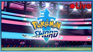 Pokemon Sword - Legendary Pokemon - ???? Live