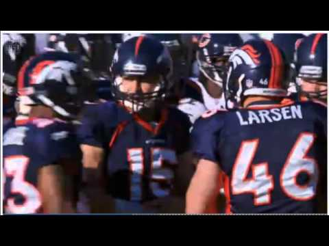 Best Of Tim Tebow 2011 NFL Highlight