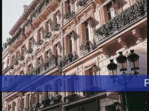 Paris Luxury Hotels 5 Stars