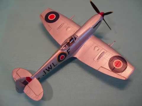 Heller 56282-1:72 Spitfire MK XVI Neu