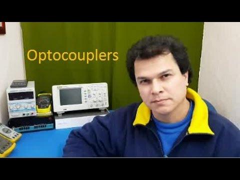 How to test optocoupler / opto-isolator - cómo probar optoacoples / atx test