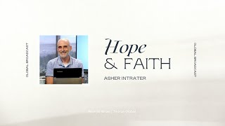 Hope & Faith | Asher Intrater