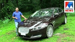 Jaguar XF Test Drive | Fastrack | Old episode | Manorama News