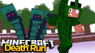 Minecraft - DEATH RUNS WITH IRON MAN!