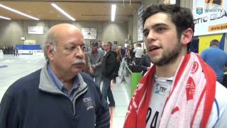 Wiesel-TV:Peter Strosack im Interview
