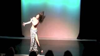 Sahira Acapella Zill at Club Belly Dance 2013