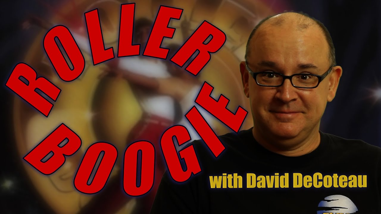 David DeCoteau on ROLLER BOOGIE