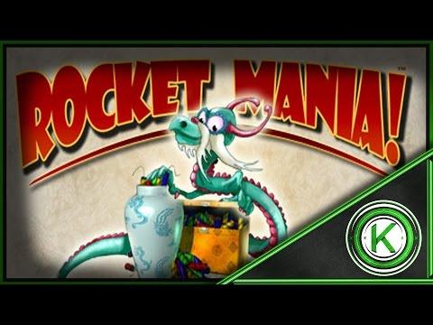 Rocket Mania! Deluxe (PopCap Games)