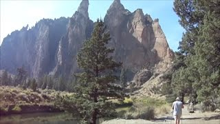 Gambar cover Smith Rock State Park Oregon