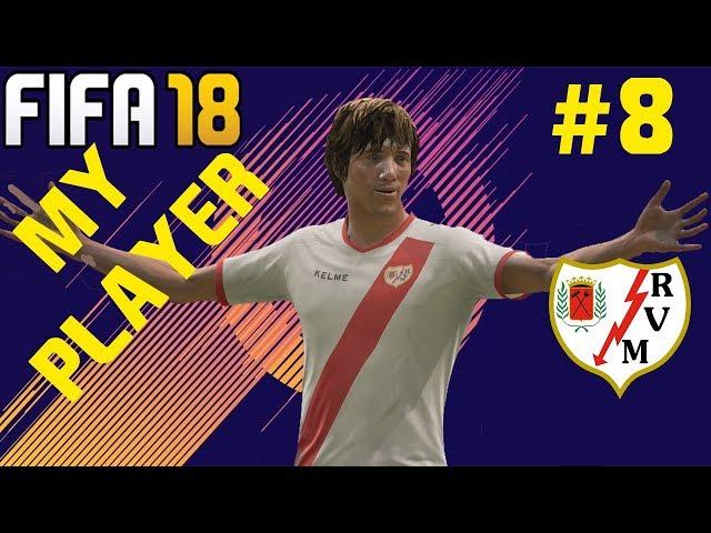 I FINALLY SCORED - FIFA 18 - My Player #8 - w/Storylines - Jesús Garcia