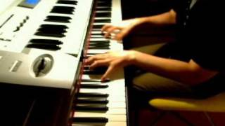 1コーラス~エンディングだけ弾いてみました。テンポガタガタですが。(...