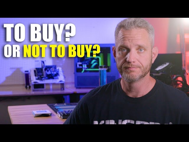 Don't buy new PC parts yet! Here's why!