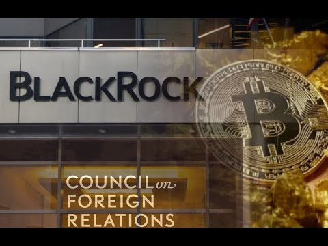 $7.4 Trillion Blackrock CEO Larry Fink & Mark Carney Talked Bitcoin at Council on Foreign Relations