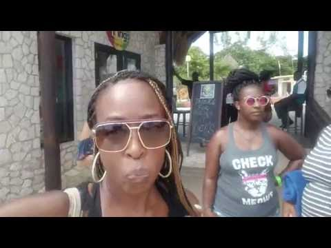 Budget Travel ~ Jamaica Vlog #4: Ricks Cafe
