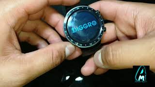 Diggro D107 Smartwatch (Review)