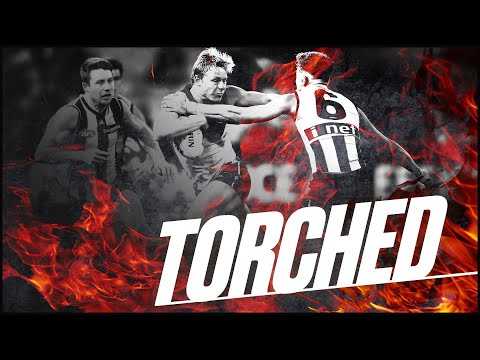 Torched: The best baulks, bursts and fends | Round 8, 2018 | AFL