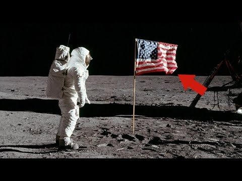 5 Reasons the Moon Landings Could Be a Hoax!
