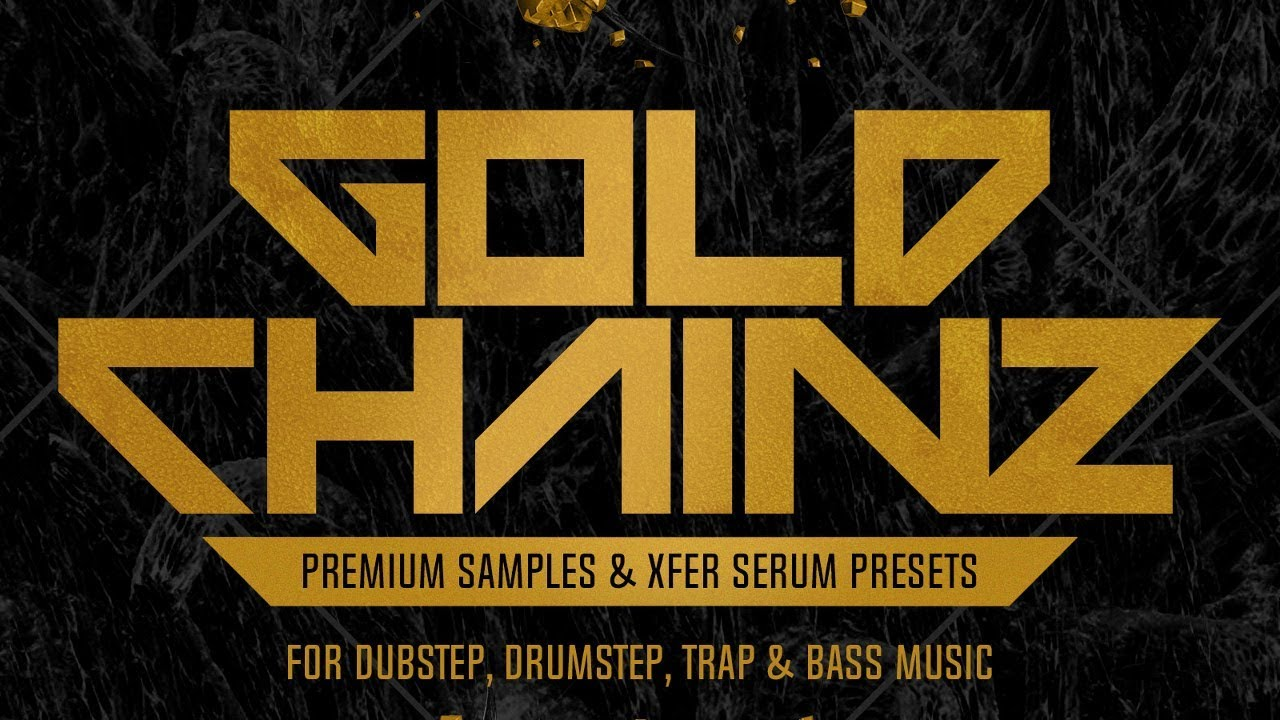 KVR: Gold Chainz for Xfer Serum by Black Octopus Sound - Presets for