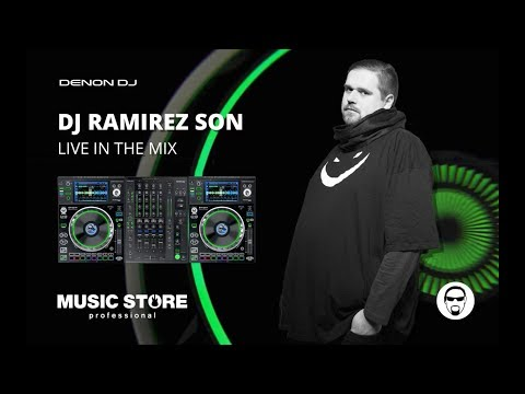 DJ Ramirez Son Live in the Mix @ MUSIC STORE professional