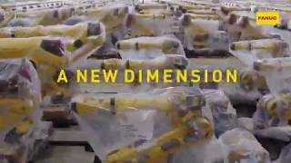 Kampagnenvideo | FANUC | FANUC Distribution Center | A new dimension of efficiency (VÖ 2017)