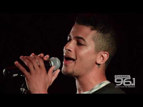Jordan Fisher LIVE at Channel 961- All About Us