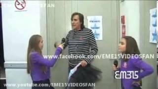 EME15 en Backstage Show Auditorio Nacional - Broma a Pedro Damian y Prueba de Vestuario [Parte 1/4]