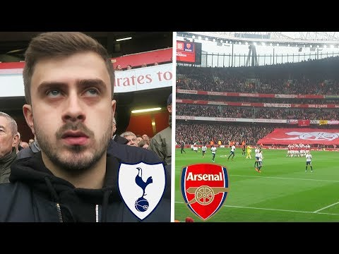 """ARSENAL V SPURS 2-0 """"WORST PERFORMANCE EVER!"""" 