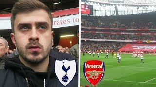 ARSENAL V SPURS 2-0