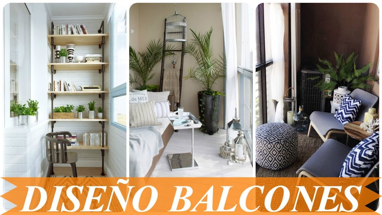 Dise o de balcones modernos para casas youtube - Casa de diseno de interiores ...