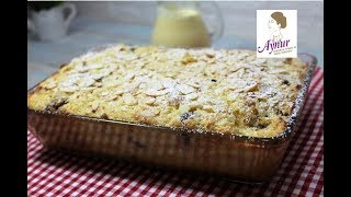 15 Dakikada Kolay Bayat ekmek pastasi I  Pişmeyen Pasta Tarifi I  Rezept