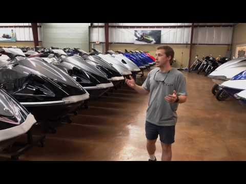 Learn the different personal watercraft (jet ski) makes and models!