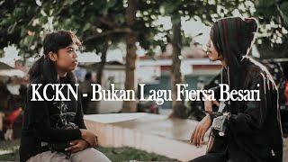 Bukan Lagu Valentine - Fiersa Besari ( Cover KCKN )